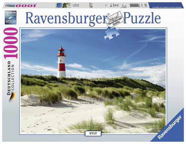 1000 Pce Lighthouse in Sylt Jigsaw Puzzle