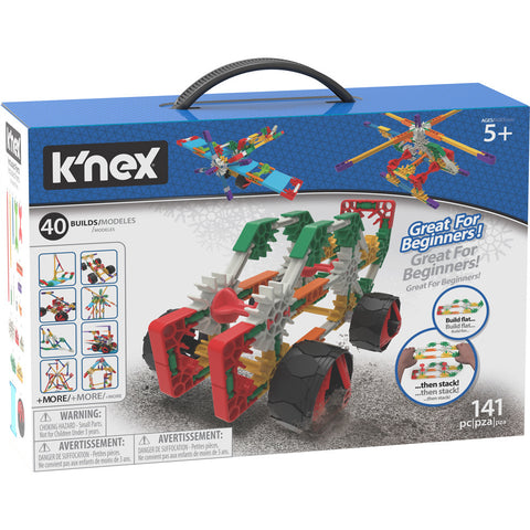Knex 40 Models set - beginners