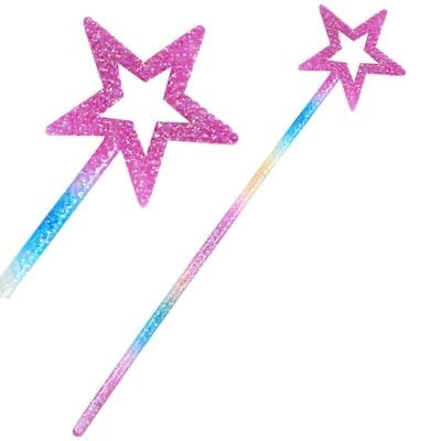 Rainbow Star Wand