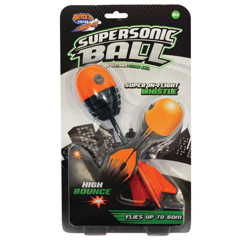 Supersonic Ball