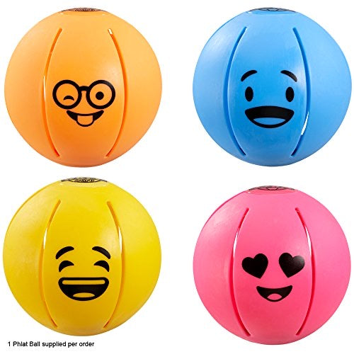 Phlat Ball - mini emoji neons