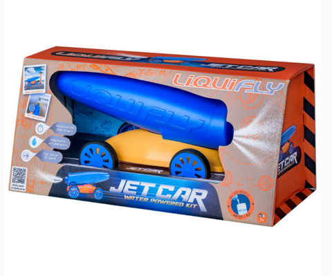 Liquifly Jet Car-water powered kit