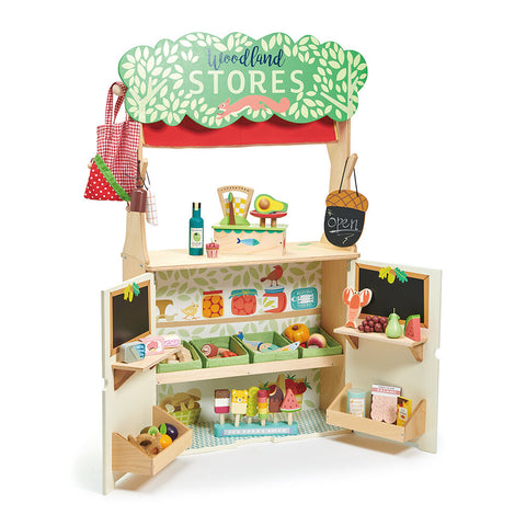 Woodland Store And Puppet Theatre
