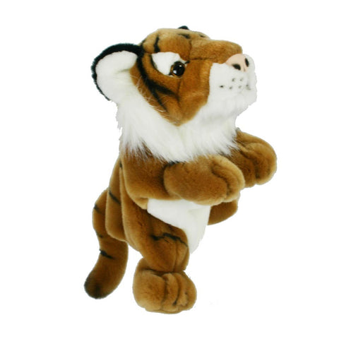Gold Tiger Body Puppet