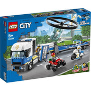 City Police Helicopter Transport 60244