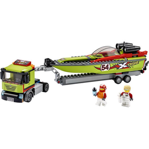 City Race Boat Transporter 60254