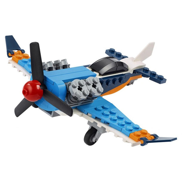City Propellor Plane 31099
