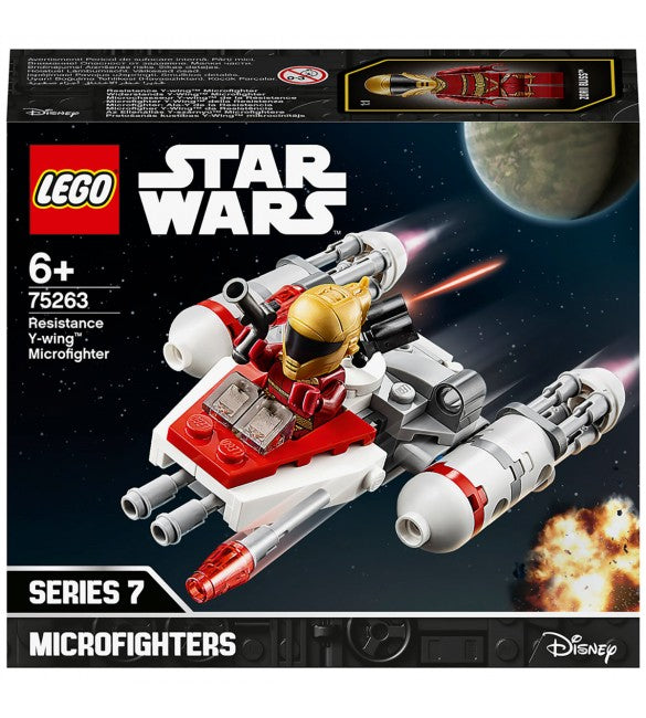 Star Wars Resistance Y-Wing Microfighter 75263