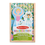 Ballerina Fairy Magnetic Dress Up