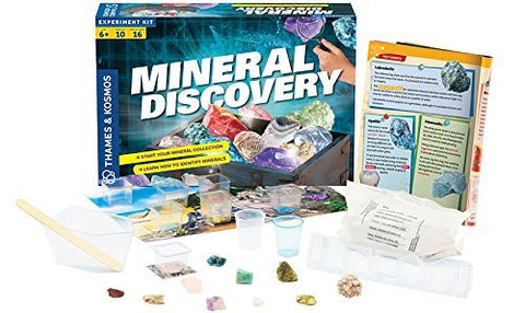 Mineral Discovery Collection