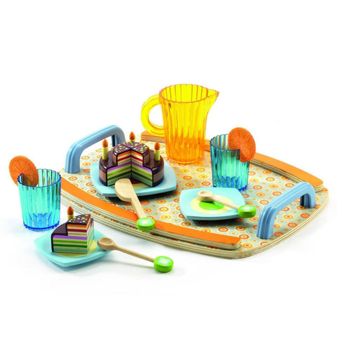 Gabys Tea Party tray set