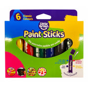 Little Brian Paint Sticks - 6 colours