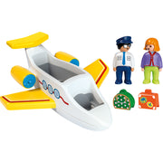 Playmobil 70185 Plane with Passenger