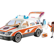 Emergency Car with Siren 70050