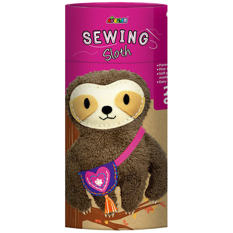 Sewing My First Sloth