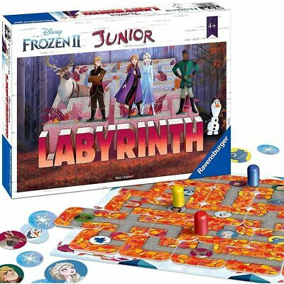 Labyrinth Junior Frozen Edition