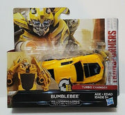 Transformers Turbo Changer - Bumblebee