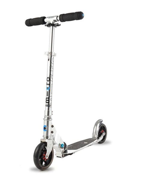 Micro Speed Scooter Silver