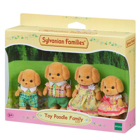 Toy Poodle Family 5259
