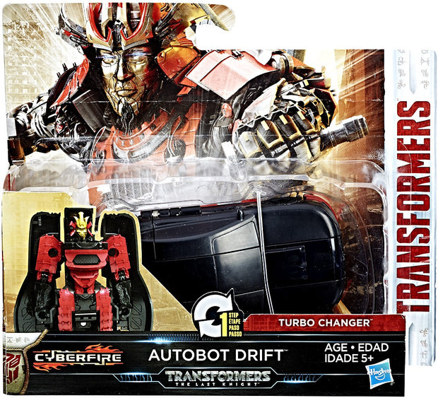 Transformers Turbo Changer - Autobot Drift