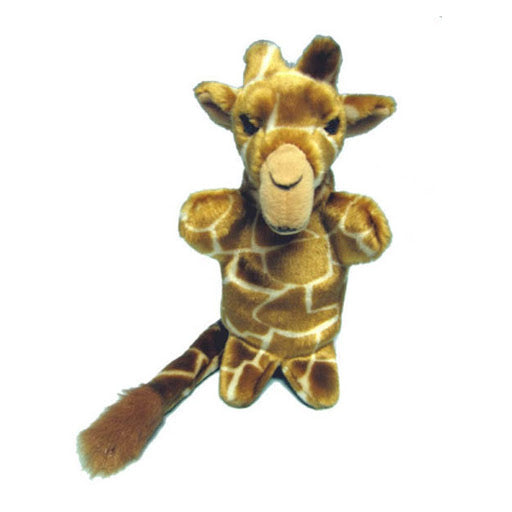 Giraffe Long Tail Hand Puppet