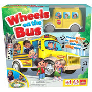 Wheels on the Bus Preschool Game