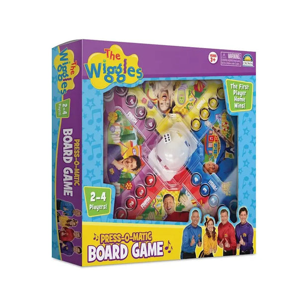 The Wiggles Pop o matic