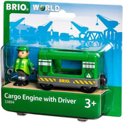 Cargo Engine with driver