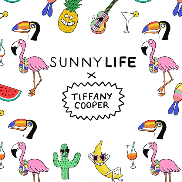Sunnylife x Tiffany Cooper: The