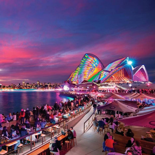 Sydney's Biggest and Brightest Winter Fest