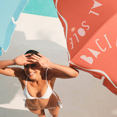 Beach Umbrellas & Seats