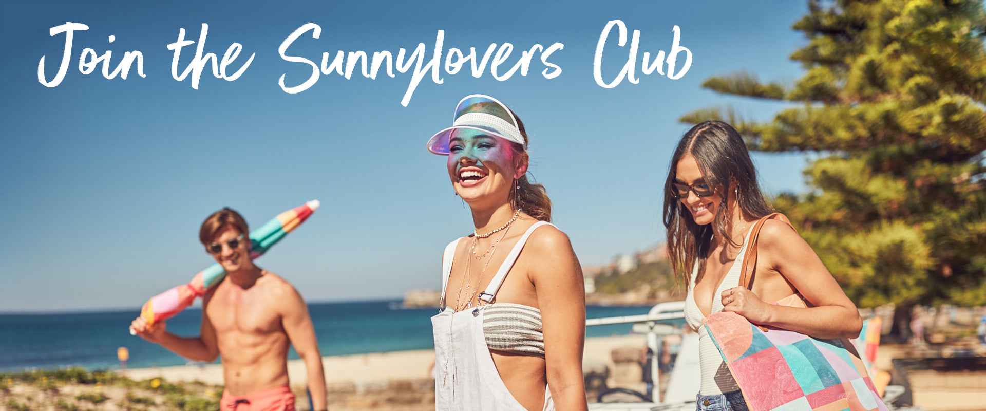 Join the Sunnylovers Club