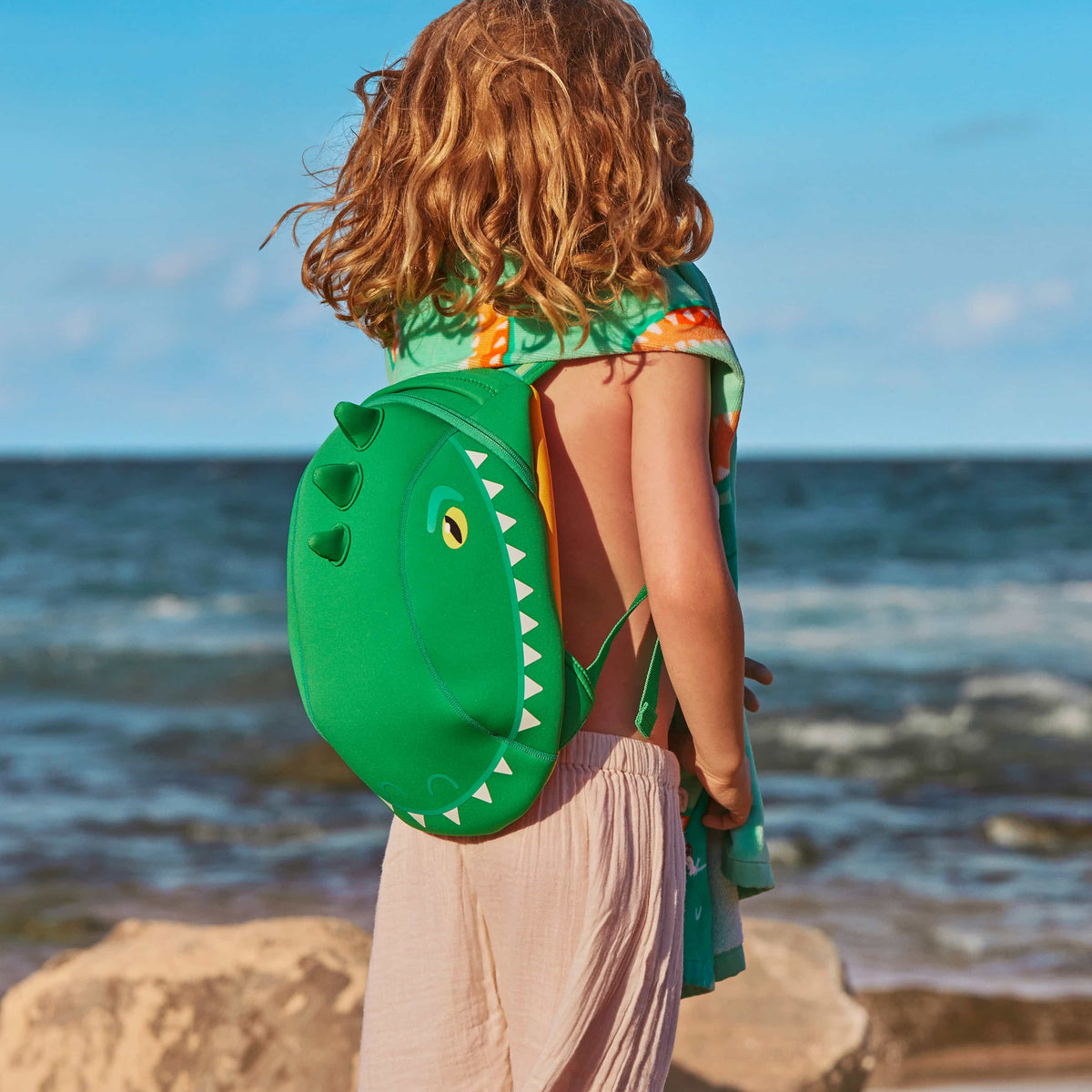 Kids Neoprene Backpack | Croc