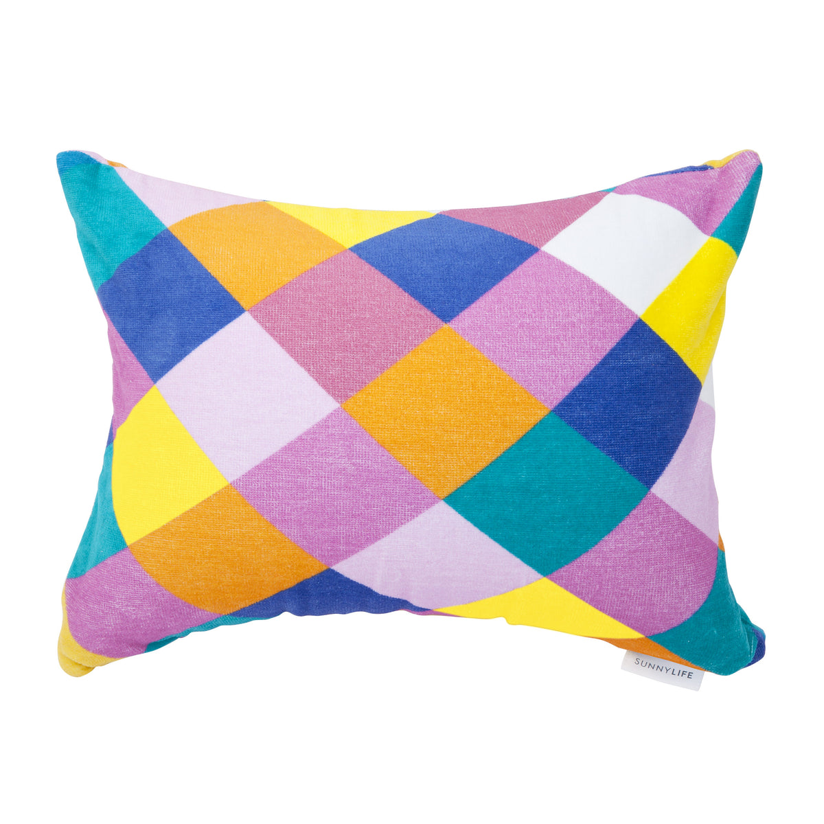 Sunnylife | Beach Pillow | Block Party