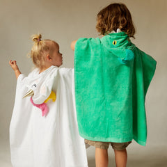 Kids Hooded Bath Towel | Unicorn