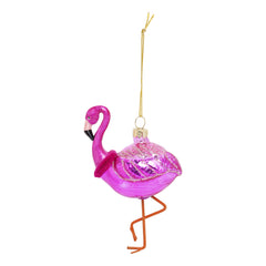 Sunnylife | Festive Ornament | Flamingo