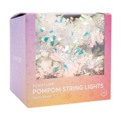 Sunnylife | Pompom String Lights | Electric Bloom