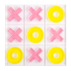 Sunnylife | Lucite Tic Tac Toe | Super Fly