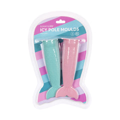 Sunnylife | Shaped Icy Pole Moulds | Mermaid