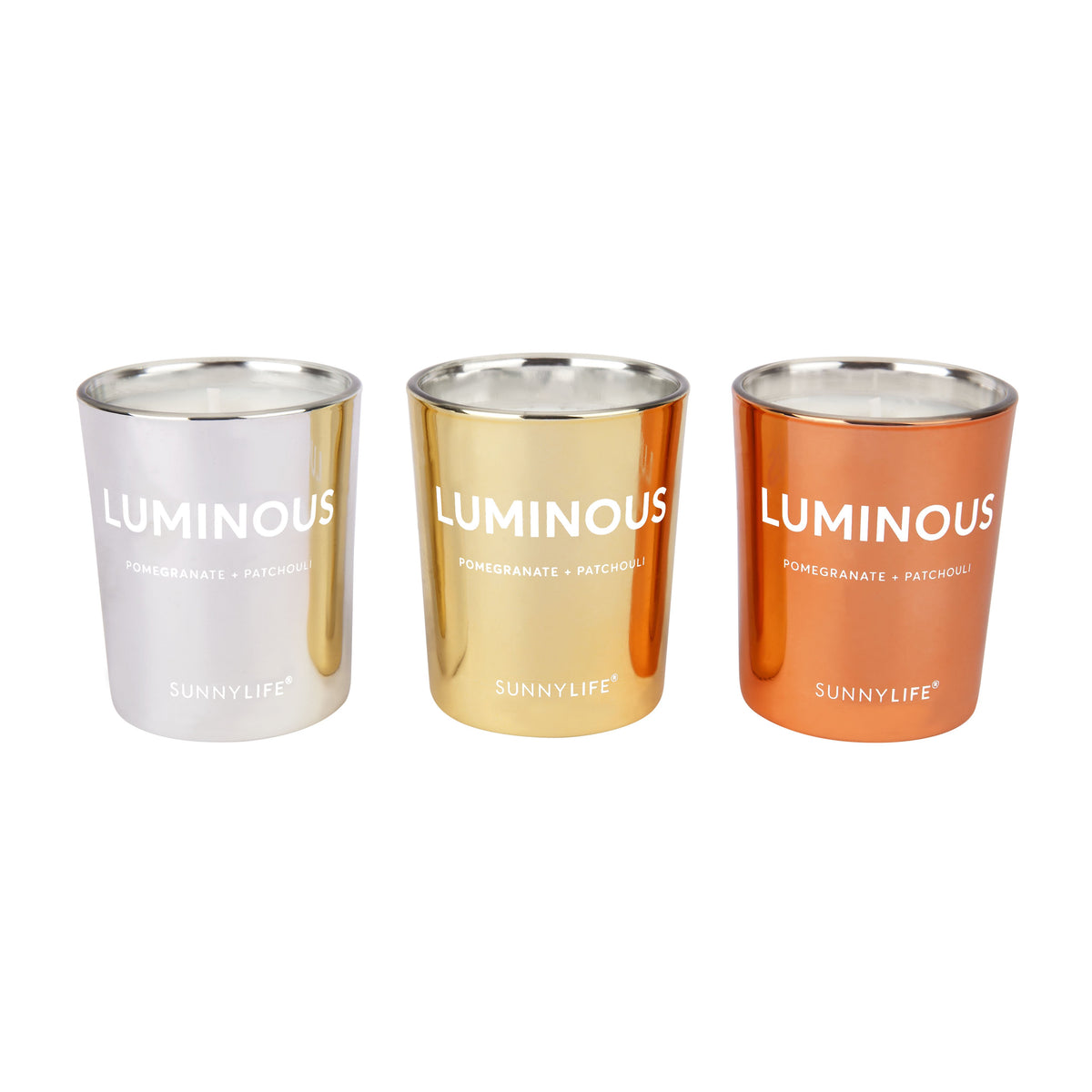 Sunnylife | Scented Candle Pack | Luminous