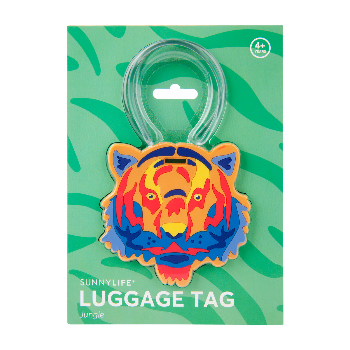 Sunnylife | Luggage Tag | Jungle