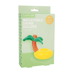 Sunnylife | Inflatable Drink Holder | Tropical Island