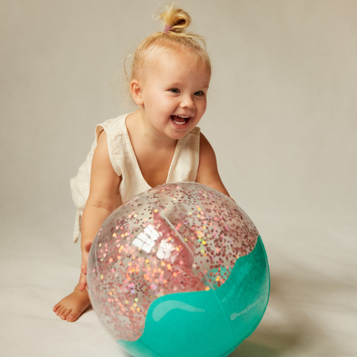 3D Inflatable Beach Ball | Mermaid