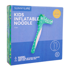 Sunnylife | Kids Inflatable Noodle | Croc