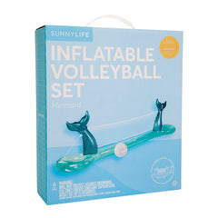 Sunnylife | Inflatable Volley-Ball Set | Mermaid
