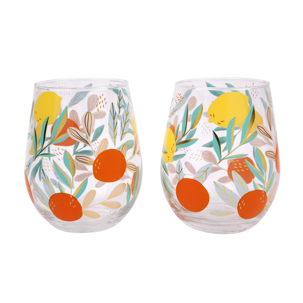 Sunnylife | Stemless Cocktail Glasses | Dolce Vita