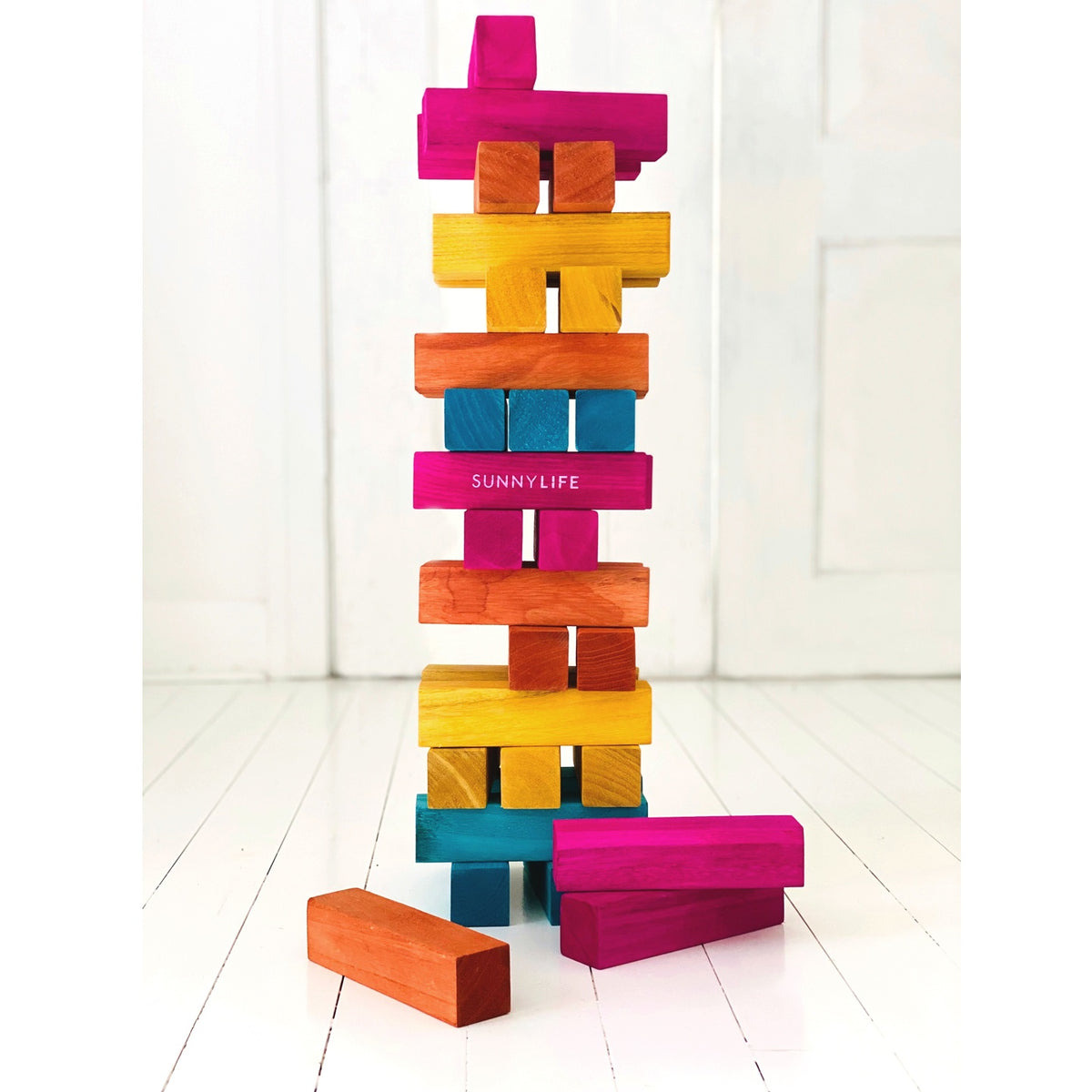 Mega Jumbling Tower | Heat Wave