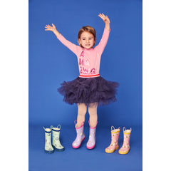 Sunnylife | Kids Rain Boot 5-6 | Stardust