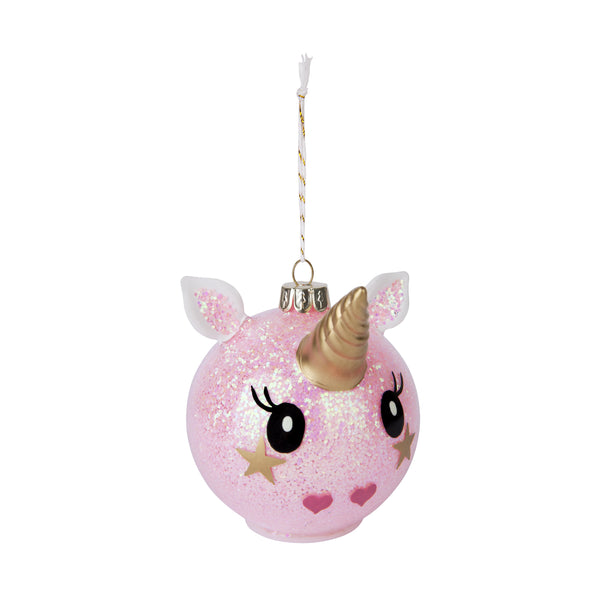 Festive Bauble | Unicorn