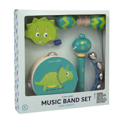 Music Band Set | Dino Mighty